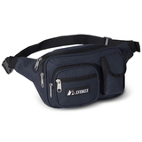 Everest 044MDH Multiple Pocket Fanny Pack (Price/Each)